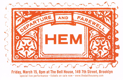 HEM March 15