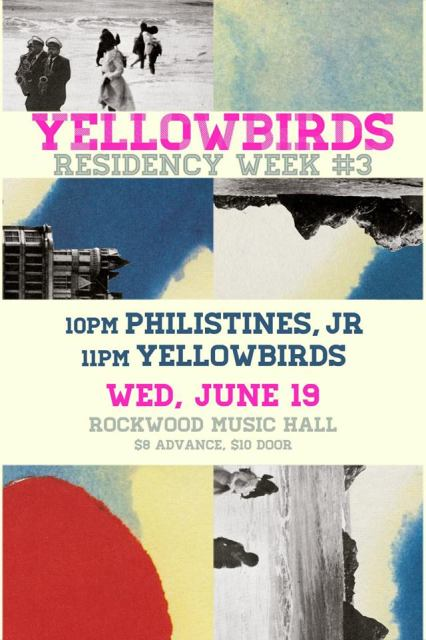 Yellowbirds June 19 2013
