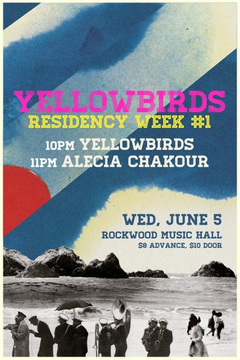 Yellowbirds June 5