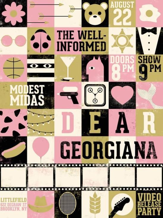 Dear Georgiana Aug 22