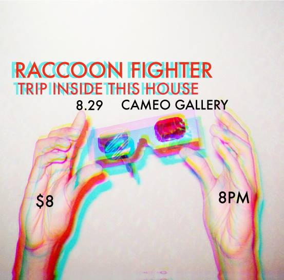 Raccoon Fighter AUG 29