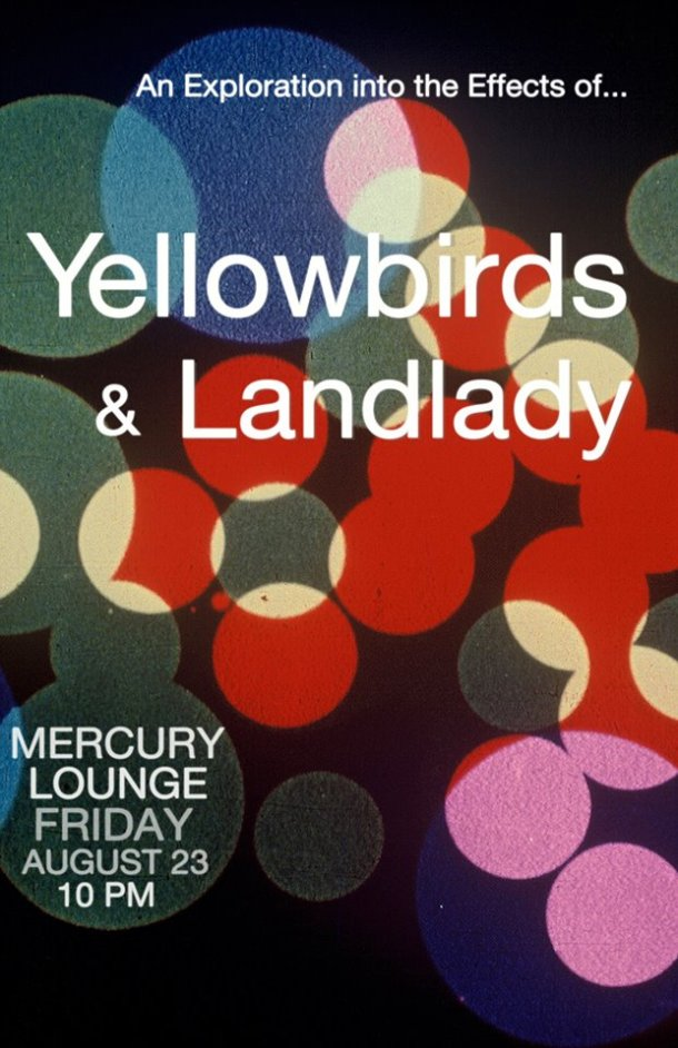 Yellowbirds Aug 23
