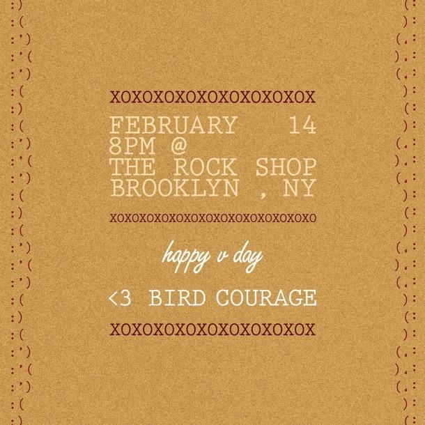Bird Courage Feb 14