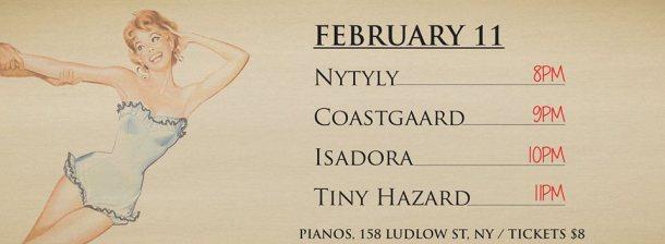 Isadora Feb 11