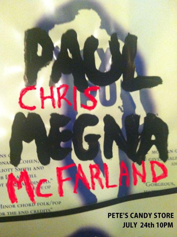 Paul Megna show