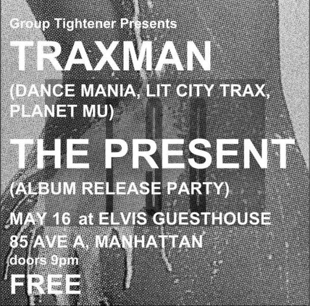 THE PRESENT May 16